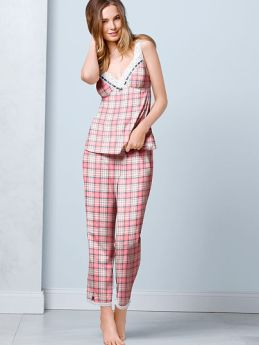 victorias secret plaid pjs